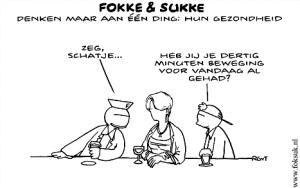 gezonde medewerkers