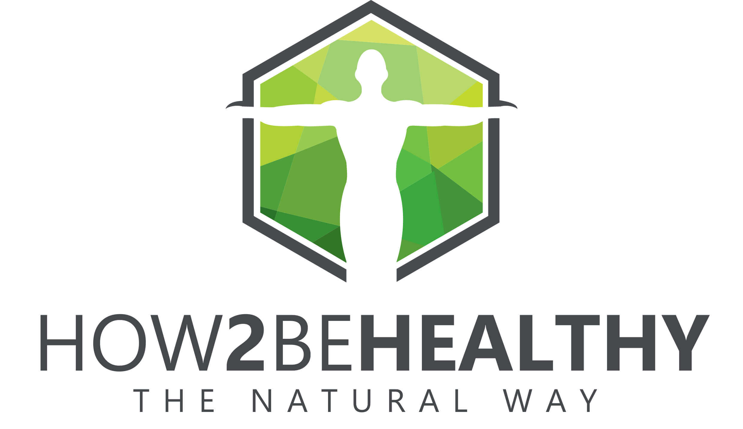 How 2 be healthy - Logo 1