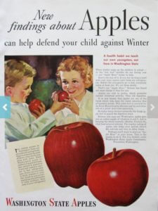 Knipsel appels