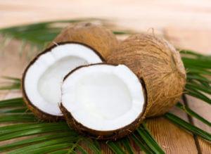 Kokosolie is gezond