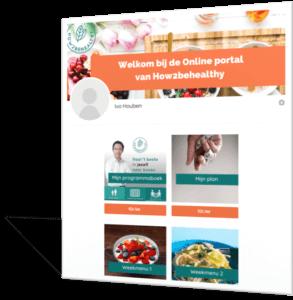 Online vitaliteitsprogramma
