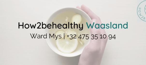 How2behealthy waasland