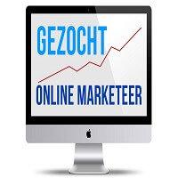 online marketeer gezocht